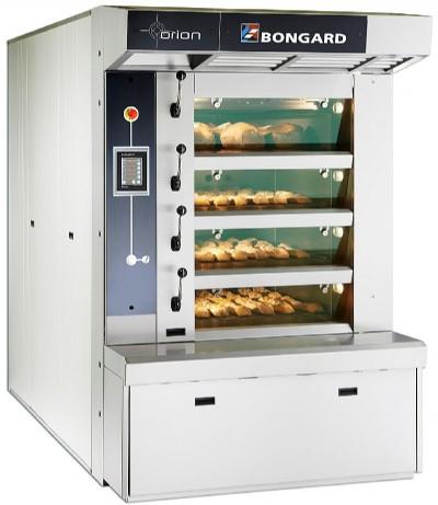 hornos de pisos electricos bongard