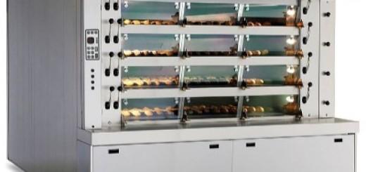horno de pisos de tubos bongard