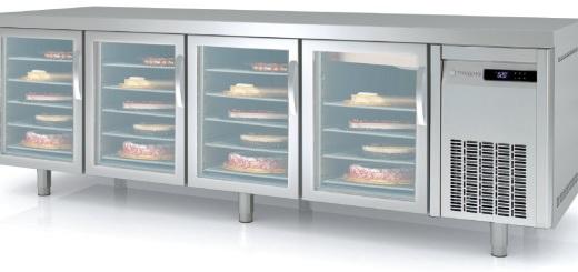 Mesa Refrigerada Pasteleria