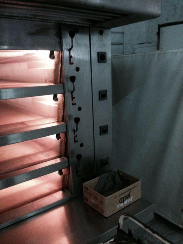 Hornos de pisos segunda mano maquinaria de panaderia for Pisos de segunda mano