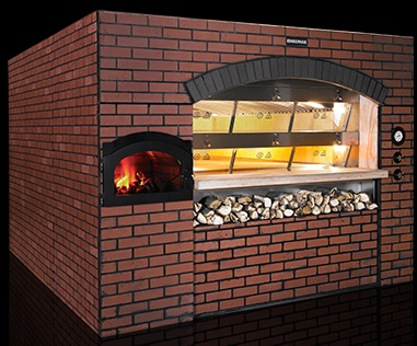 hornos de pisos con aspecto tradicional