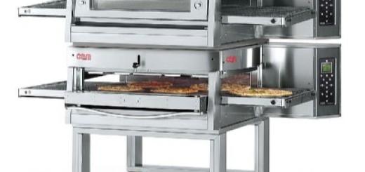 hornos para pizza tipo tunel