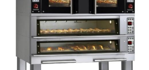 Hornos panaderia baratos hornos rotativos for Horno electrico dimensiones