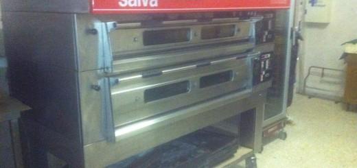 horno salva modular segunda mano