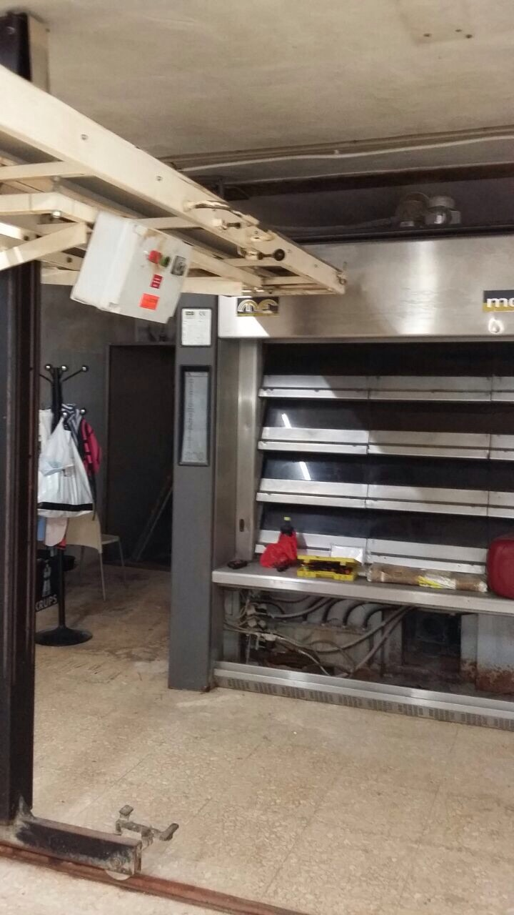 horno pisos 12 bocas con cargador segunda mano