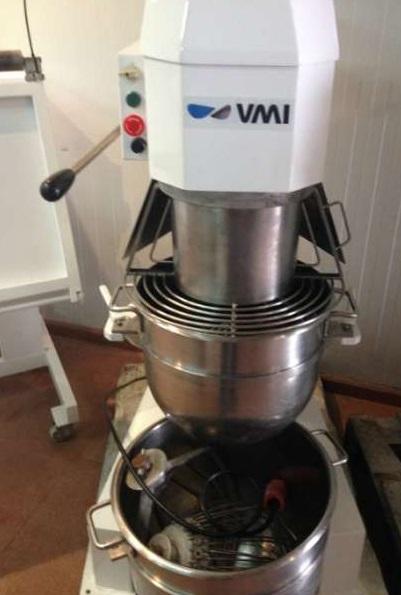 Batidora de brazo industrial segunda mano hydraulic for Cocina industrial segunda mano
