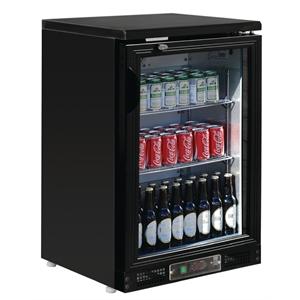 Refrigerador expositor 1 puerta Polar. Capacidad 104 botellas de 330ml.