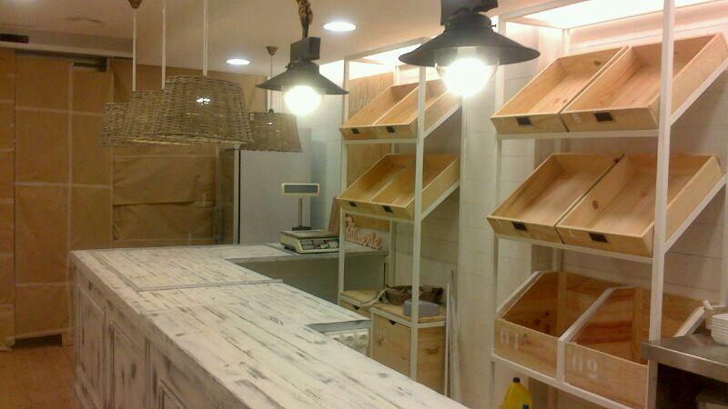Mobiliario y decoraci n panaderia pasteleria for Mobiliario y decoracion