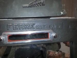 Horno Giratorio de Leña