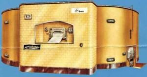 horno giratorio