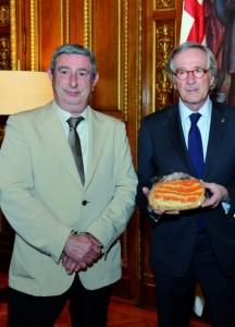 Eduardo Crespo Nuevo Seleccionador Nacional de Panaderia