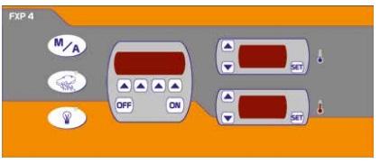 Armarios Fermentación Controlada Para Cubetas panel normal