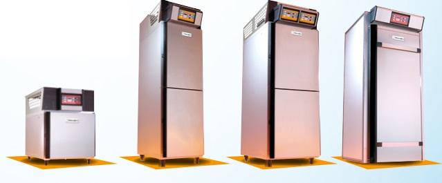 Armario Fermentación Controlada Productos Ultracongelados