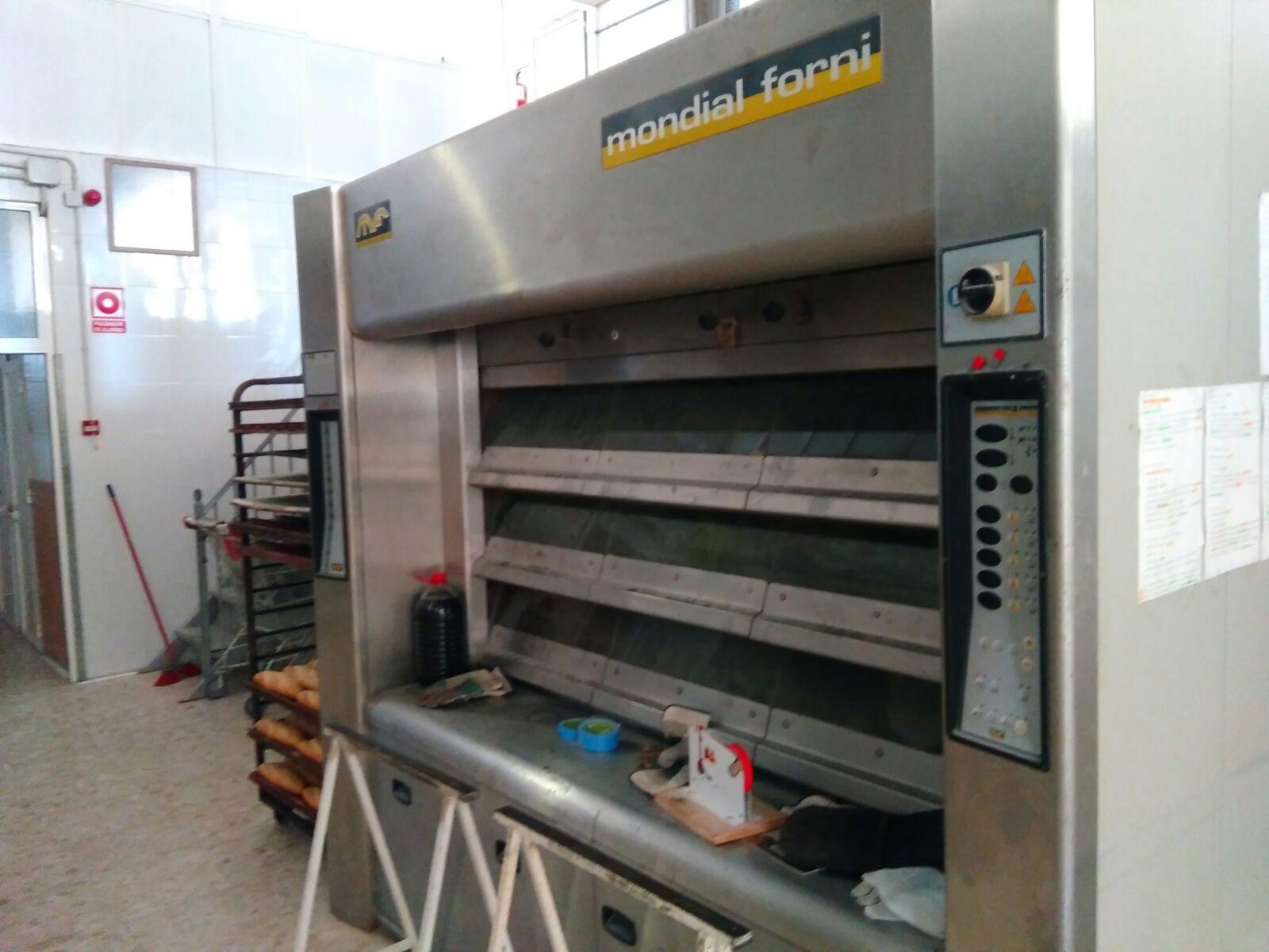 Horno pisos mondial forni segunda mano maquinaria de for Pisos de segunda mano