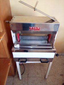 Se vende Maquinaria Panaderia Gerona